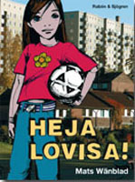 Heja Lovisa!