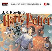 Harry Potter och De vises sten (ljudbok)