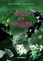 Tredje boken om Frank: Monstret och männiiskorna