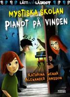 Mystiska skolan: Pianot på vinden