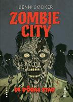 De dödas stad (Bok + CD)