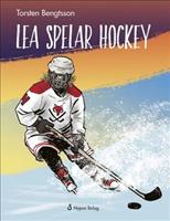 Lea spelar hockey