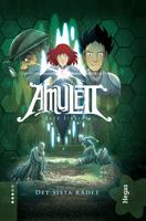 Amulett - en serie som vunnit Bokjuryns omröstning flera gånger