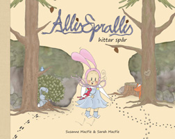 Allis Sprallis hittar fotspår
