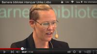 Ulrika Lidbo - UlrikaLidboIntervju2012_skarmdump
