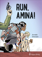 Omslag Run, Amina