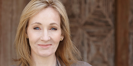 J.K. Rowling. Foto: Debra Hurford Brown.